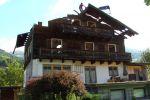 Demontage Dach und Obergeschoß